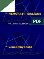 Hemopatii Maligne La Smd Farma TRIMIS STUDENTI