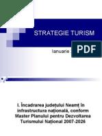 Strategie de Dezvoltare a Turismului in Judetul Neamt