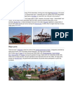 Ports in India - Types of Ports - Conservation of Ports