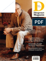 diogenes magazin nr 6   2o11 frühling