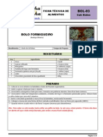 Bol 03 Bolo Formigueiro
