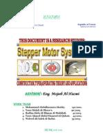 SU-Stepper Motor System