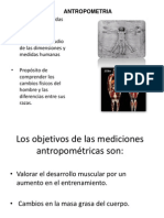 Clase 4 -Antropometria