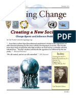 Carl Teichrib - Forcing Change - Creataing a New Society (Jan 2012 Newsletter)