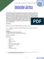 ácido lactico