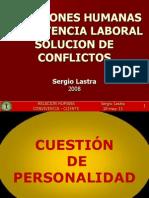 Relaciones Humanas Conviv.laboral-sol.conflictos