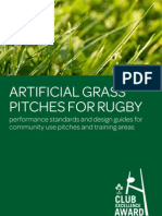 IRFU Artificial Grass