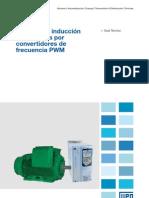 WEG - Motores de Induccion Alimentados Por VFD PWM