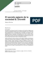 El Secreto Egipcio de La Sociedad
