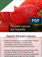 ppt penyakit menular dan hepatitis