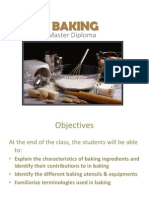 Elements of Baking