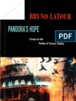 Bruno Latour - Pandora's Hope