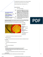 Shell Recruitment Day Process, Interview and Insights