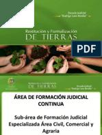 361 Presentacion Principal Oficial Derecho Agrario