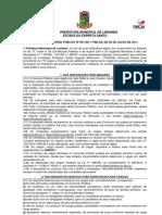 Conc Linhares 2011