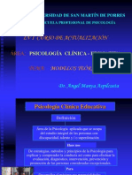 Modelos Teóricos - clinik educativa