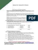 Www.bitsadmission.com Ph PHDbrochure-Modified 2013