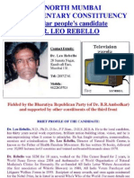 Dr Leo Rebello