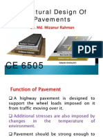 Pavement Components Lec-1