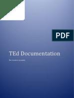 TEd Documentation 1.0