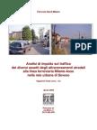 Analisi Di Impatto Sul Traffico Interramento/Sottopassi