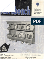 Workbench Magazine - Vol 14 # 3 - May-June 1958