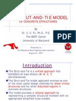 strut & tie model