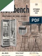 Workbench Magazine - Vol 14 # 5 - Sept-Oct 1958