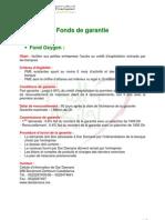 Fonds Garantie