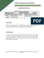 Practica 3 Temporizadores Contadores Con Interrupciones