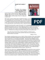Marcum's Newsletter - May 2013