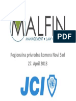 Logo JCI  MALFIN