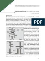 Mecanismos de la regulación de la PA