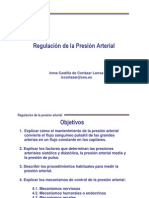 V.regulacion de La Presion Arterial (Guyton-Hall)