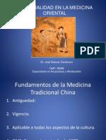 La Sexualidad en La Medicina Oriental