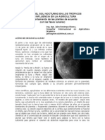 La Luna y La Agricultura - Jairo Restrepo