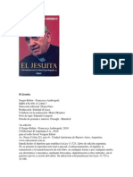 El Jesuita - Jorge Mario Bergoglio Sj - Sergio Rubin Francesca Ambrogetti
