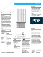 Manual BE9FK