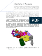 Album Estados de Venezuela