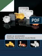 2009 Doze Instalatii Electrice