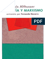 Althusser, L. - Filosofía y marxismo