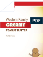 Peanut Butter Style Guide
