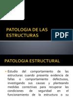 PATOLOGIA DE LAS ESTRUCTURAS.pptx