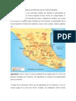 Actividades Económicas de la Nueva España