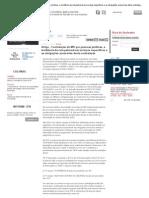 Artigo - Contratação de MEI por pessoas jurídicas, a incidência da cota patronal em serviços específicos e as obrigações acessórias desta contratação - CPA - Compartilhando informações. Gerando resultados
