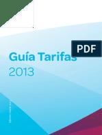 Guia Tarifas Aena Aeropuertos 2013_marzo