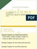 3. Modelo de datos-Abstracion de datos.pptx