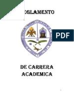 Reglamento de Carrera Academica UASD