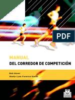 [eBook Sport] Paidotribo- Manual Del Corredor de Competicion (Glover,2006)