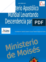 ESTUDIO - MOISES